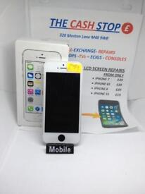 White iPhone 5s Vodafone