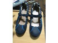 Blue Women's Skechers 5