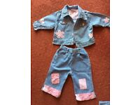 B.. is for Baby outfit