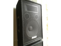 Prosound PS 120 PA System including amplifier