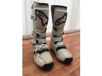 Motocross boots Size 7 Alpinestars Tech 3