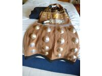 Book Day Dalek Fancy Dress to fit 7-8 yrs