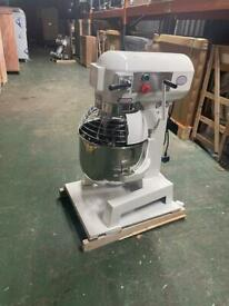 Commercial 20 Litre Planetary Mixer With Emergency Stop