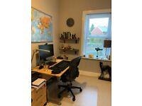 Office Desk : Just £15 : 120 cm x 80 cm