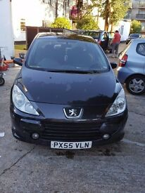 Peugeot 307 1.4 16v S Hatchback 5 door Petrol Manual MOT Nov 2017