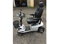 Mobility Scooter, road legal, top of the range.