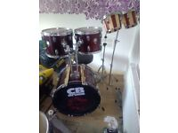 CB, Drum, kit