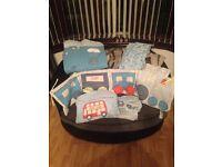 Boys nursery set