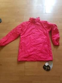 Woman's pink reggat jacket
