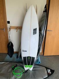 NS Comet surfboard