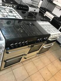 131 leisure full gas range cooker