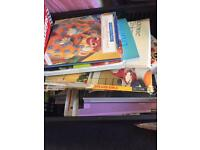 Free box of books