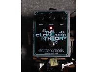 Electro Harmonix Stereo Clone Theory (Chorus)