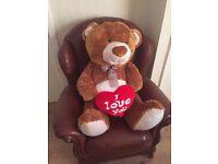 Huge life size teddy bear £30