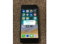 iPhone 6 64GB, EE, virgin. Black colour, mint condition, full working.