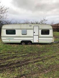 Munsterland caravan