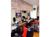 Barber shop for sale