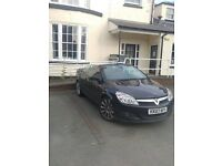 2007 VAUXHALL ASTRA TWINTOP CONVERTIBLE 1.9 CDTI DIESEL 16V 150BHP