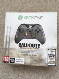 Xbox One 2014 Wireless Controller Black - Brand New In Box