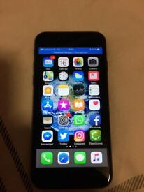 Iphone 7, 32gb, black, Vodafone good as new