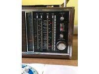 Joblot kenwood stack, grundig vintage radio, cd's, cassettes!!!