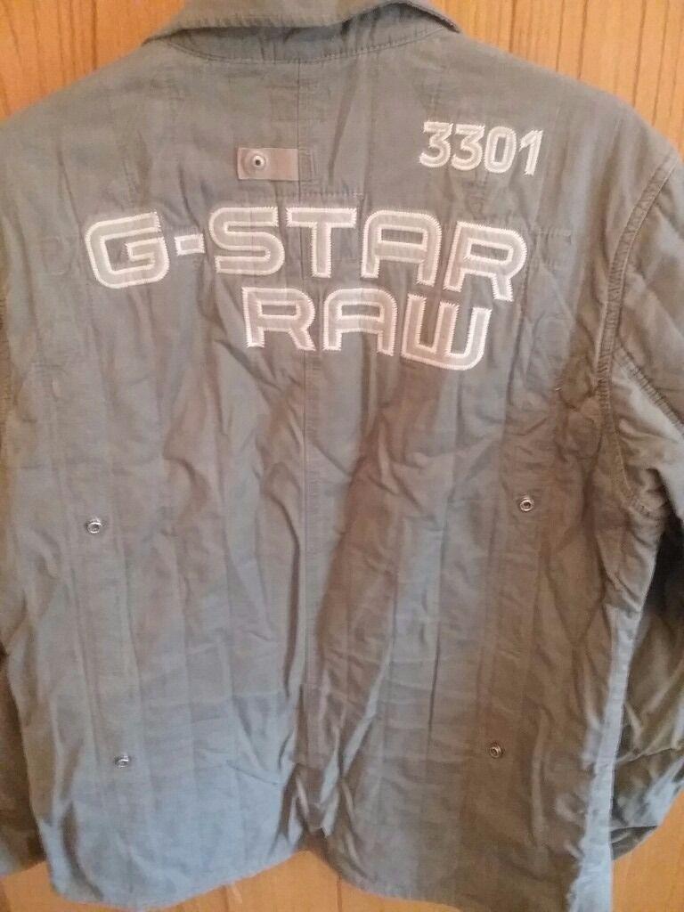 Mens jacket gumtree - Size Xl G Star Mens Jacket