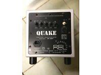 REL Quake Subwoofer 100watt