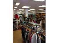 Charity Shop Volunteer (Unpaid) - Byres Road