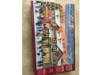 Collection of jigsaw puzzles 1000 pieces
