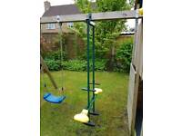 WICKEY FACE TO FACE DOUBLE SWING SEAT