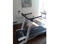 Foldable treadmill Reebook T3.2