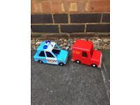 Postman pat cars