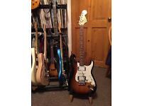 Squier Affinity Stratocaster HSH.