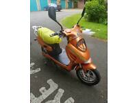 Adult moped electric Motor Scooter