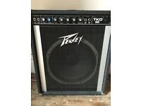 Peavey TKO 65 115 Bass Combo Amp
