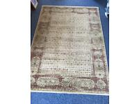 John Lewis rug - very good condition