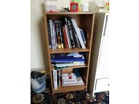 Book Shelf (Good condition) Perfect for students