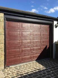 Garage door roller shutter and aluminium shopfront installation and repair NW
