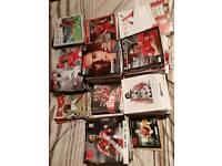 Middlesborough Football Programmes