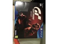 PS 4 Gran Turismo-unused box packed