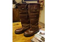 Dubarry galway ladies boots 5.5uk