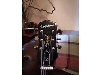 Epiphone Sg special guitar.