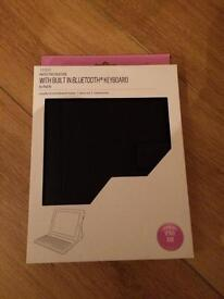 Bluetooth case & keyboard/stand for iPad Air