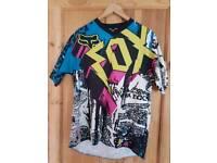Fox Downhill clothing shorts, top etc
