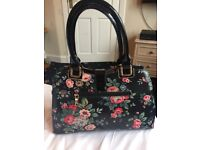 Brand new women's flower handbag