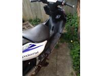 Yamaha Aerox 50cc 2 STROKE