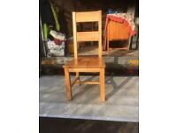 Oak Dining room chairs (06)