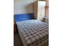 Room To Let in March newly refurbished with students and working professionals at £300pcm bills incl