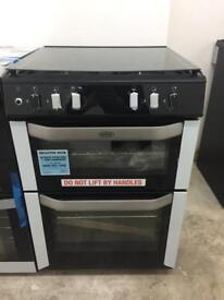 BRAND NEW Belling FSDF60DOW 60cm gas cooker with oven & grill