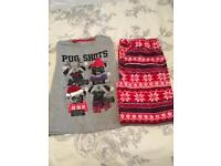 Pug pyjamas new